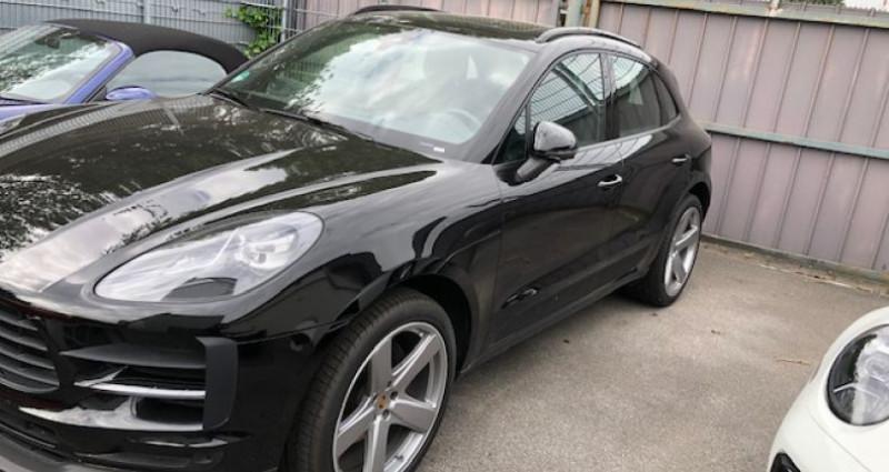 Porsche Macan 2.0 245ch PDK Noir occasion à Boulogne-Billancourt