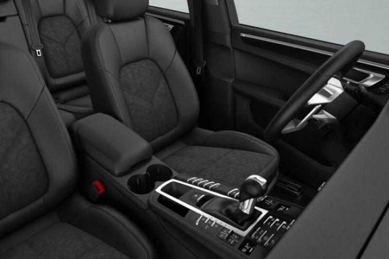 Porsche Macan 2.0 245CH PDK Noir occasion à Villenave-d'Ornon - photo n°6