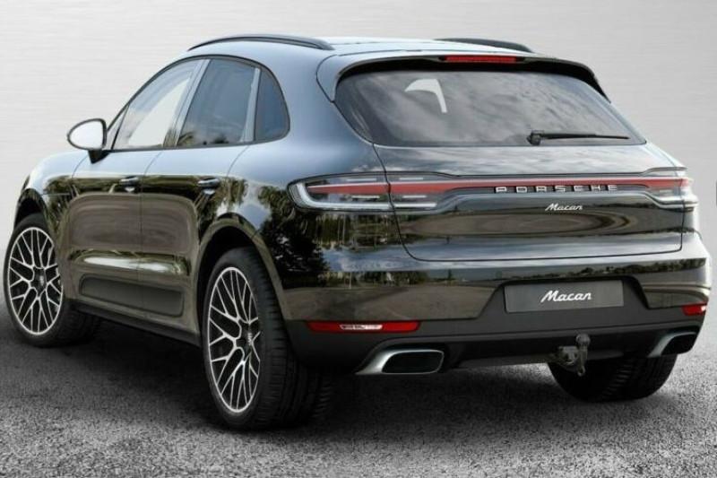 Porsche Macan 2.0 245CH PDK Noir occasion à Villenave-d'Ornon - photo n°2