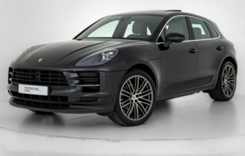 Porsche Macan 2.0 245CH PDK Noir occasion à Villenave-d'Ornon