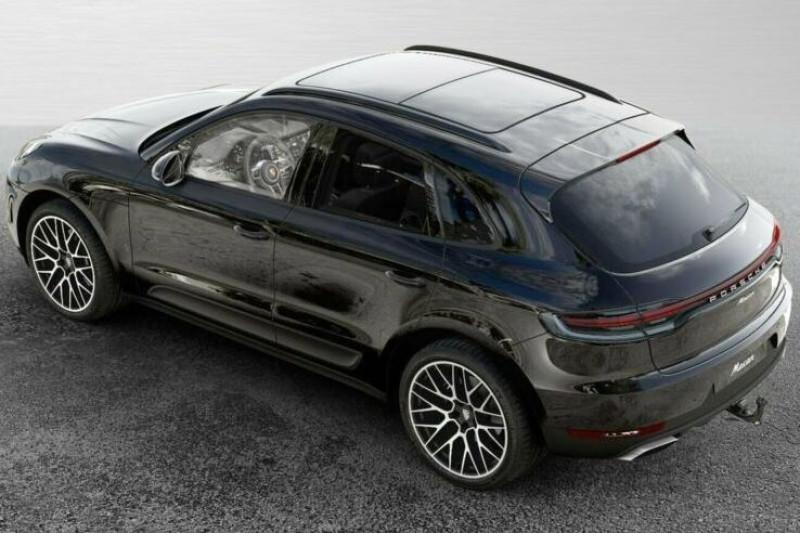 Porsche Macan 2.0 245CH PDK Noir occasion à Villenave-d'Ornon - photo n°4