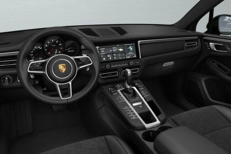 Porsche Macan 2.0 245CH PDK Noir occasion à Villenave-d'Ornon - photo n°5