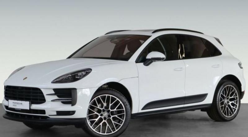 Porsche Macan 2.0 245CH PDK Blanc occasion à Villenave-d'Ornon