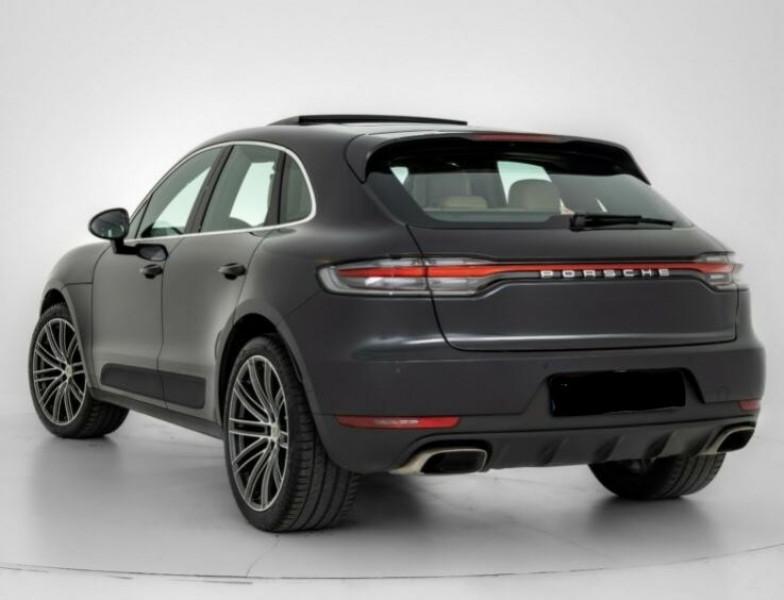 Porsche Macan 2.0 245CH PDK Noir occasion à Villenave-d'Ornon - photo n°3