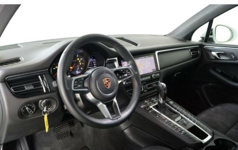 Porsche Macan 2.0 245CH PDK Blanc occasion à Villenave-d'Ornon - photo n°8
