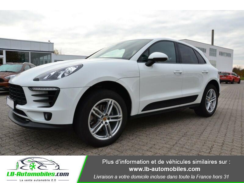 Porsche Macan 2.0 250 ch / PDK Blanc occasion à Beaupuy
