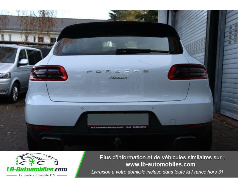 Porsche Macan 2.0 250 ch / PDK Blanc occasion à Beaupuy - photo n°6