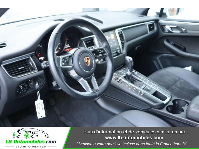 Porsche Macan 2.0 250 ch / PDK Blanc occasion à Beaupuy - photo n°12
