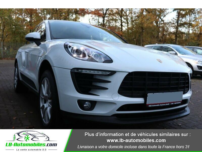 Porsche Macan 2.0 250 ch / PDK Blanc occasion à Beaupuy - photo n°5