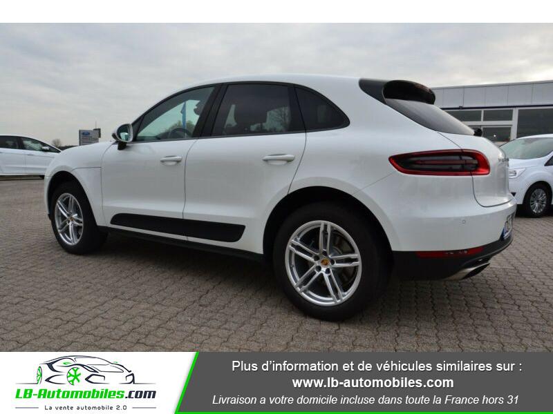 Porsche Macan 2.0 250 ch / PDK Blanc occasion à Beaupuy - photo n°10