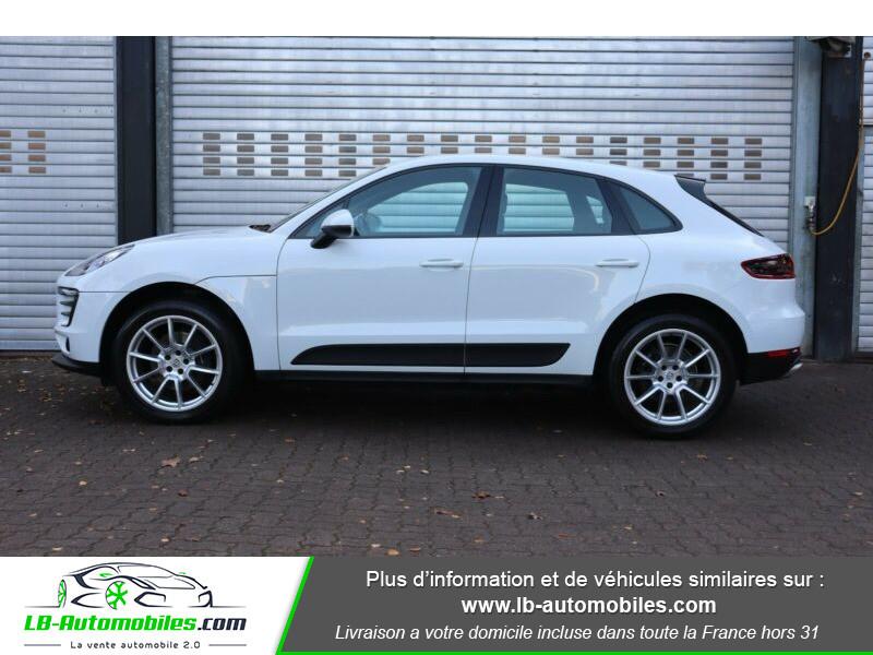 Porsche Macan 2.0 250 ch / PDK Blanc occasion à Beaupuy - photo n°8