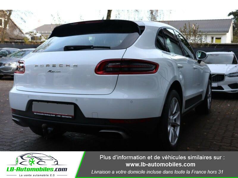 Porsche Macan 2.0 250 ch / PDK Blanc occasion à Beaupuy - photo n°3