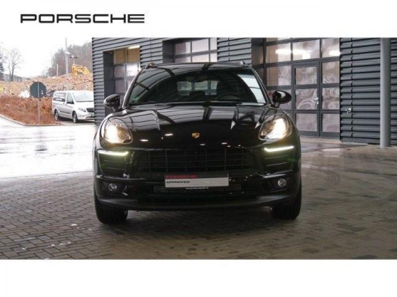 Porsche Macan 2.0 252 Noir occasion à BEAUPUY - photo n°8