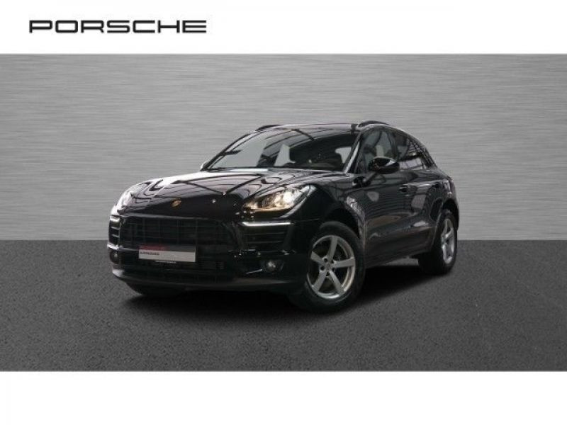 Porsche Macan 2.0 252 Noir occasion à BEAUPUY - photo n°1