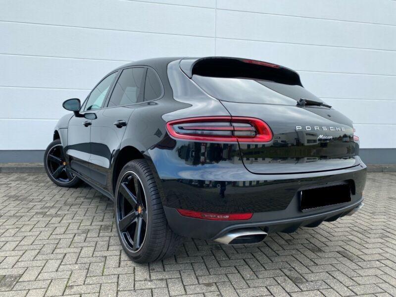 Porsche Macan 2.0 252 Noir occasion à BEAUPUY - photo n°3