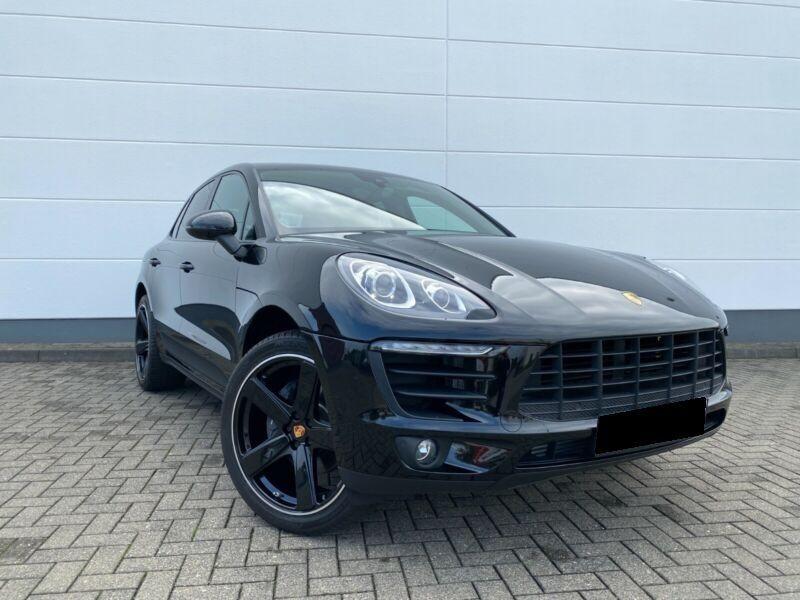 Porsche Macan 2.0 252 Noir occasion à BEAUPUY