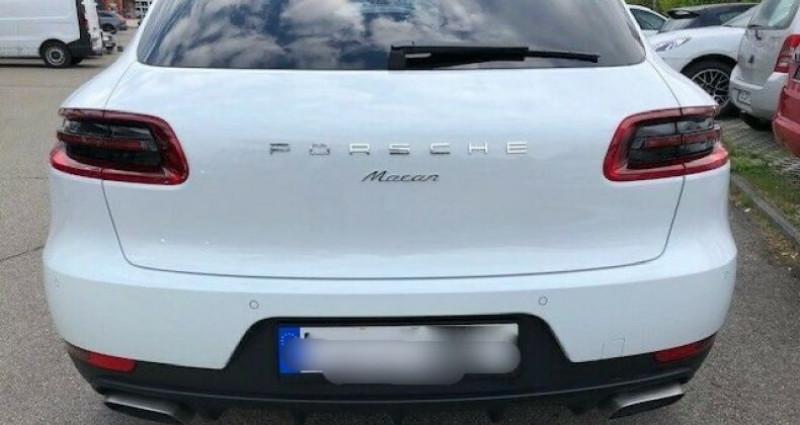 Porsche Macan 2.0 252ch PDK Blanc occasion à Boulogne-Billancourt - photo n°4