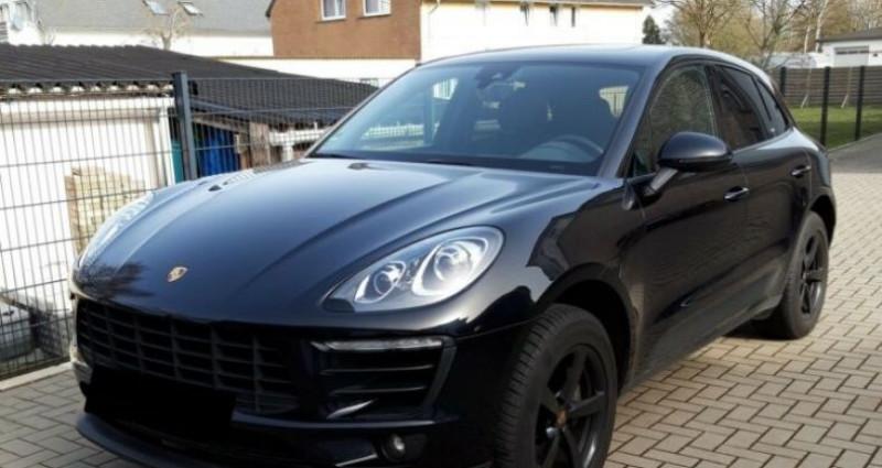 Porsche Macan 2.0 252ch PDK Noir occasion à Boulogne-Billancourt