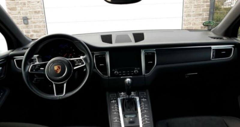 Porsche Macan 2.0 252ch PDK Noir occasion à Boulogne-Billancourt - photo n°5