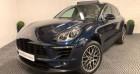 Porsche Macan 252ch 36000km 1°MAIN TOIT PANO PDLS ATTELAGE CARPLAY Bleu à Villeneuve Loubet 06