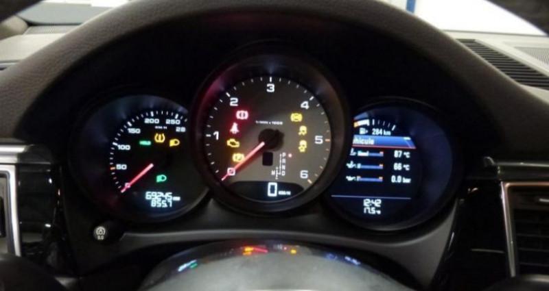 Porsche Macan 3.0 V6 258CH S DIESEL PDK Gris occasion à Jouy-le-potier - photo n°5