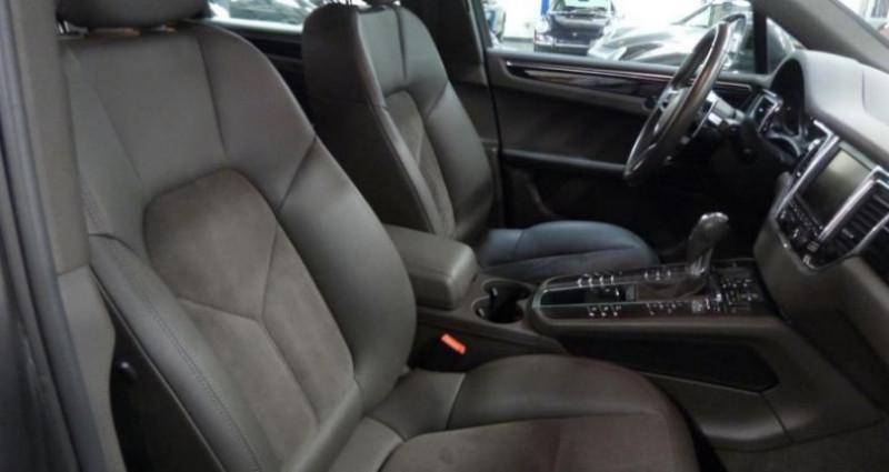 Porsche Macan 3.0 V6 258CH S DIESEL PDK Gris occasion à Jouy-le-potier - photo n°4
