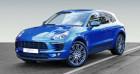 Porsche Macan 3.0 V6 258ch S Diesel PDK Bleu à Boulogne-Billancourt 92