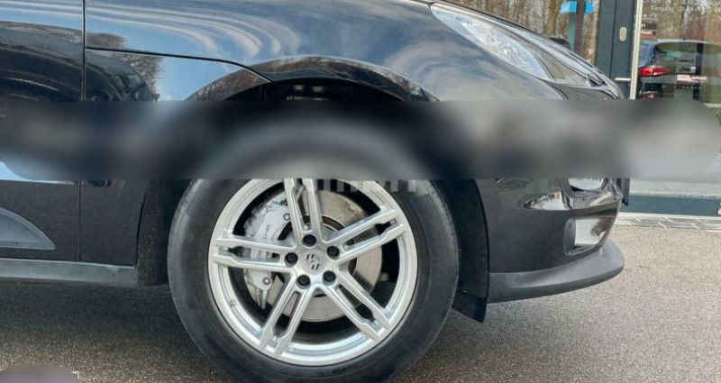 Porsche Macan 3.0 V6 258ch S Diesel PDK Noir occasion à Boulogne-Billancourt - photo n°6