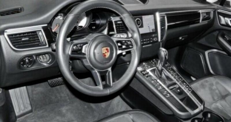 Porsche Macan 3.0 V6 258ch S Diesel PDK Argent occasion à Boulogne-Billancourt - photo n°5