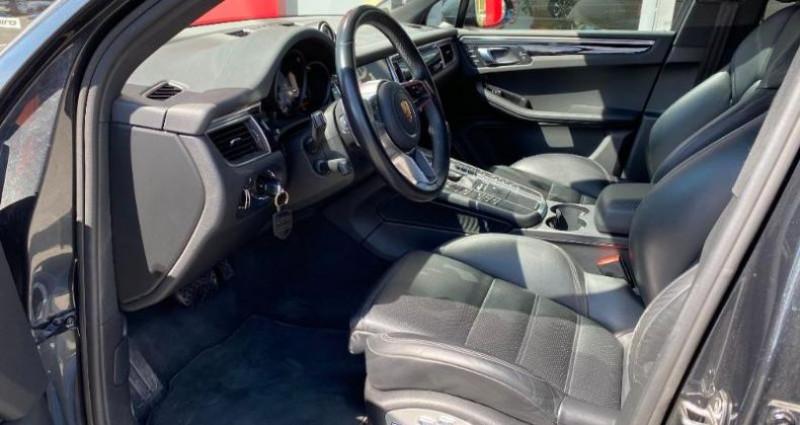 Porsche Macan 3.0 V6 258ch S Diesel PDK Gris occasion à LA RAVOIRE - photo n°4