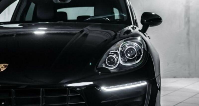 Porsche Macan 3.0 V6 258ch S Diesel PDK Gris occasion à Boulogne-Billancourt - photo n°7