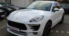 Porsche Macan 3.0 V6 258ch S Diesel PDK Blanc à Boulogne-Billancourt 92