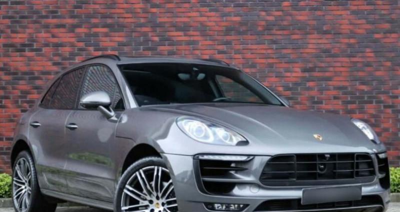 Porsche Macan 3.0 V6 258ch S Diesel PDK Gris occasion à Boulogne-Billancourt