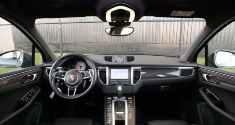 Porsche Macan 3.0 V6 258ch S Diesel PDK Gris occasion à Boulogne-Billancourt - photo n°4