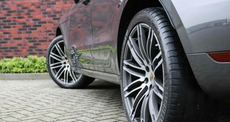 Porsche Macan 3.0 V6 258ch S Diesel PDK Gris occasion à Boulogne-Billancourt - photo n°6