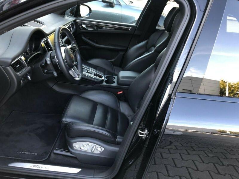 Porsche Macan 3.0 V6 258CH S DIESEL PDK Noir occasion à Villenave-d'Ornon - photo n°7