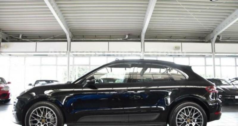 Porsche Macan 3.0 V6 340ch S PDK Noir occasion à Boulogne-Billancourt - photo n°5