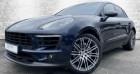 Porsche Macan 3.0 V6 340ch S PDK Bleu à Boulogne-Billancourt 92