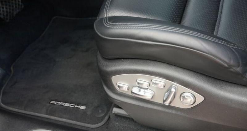 Porsche Macan 3.0 V6 340CH S PDK Noir occasion à Mommenheim - photo n°5