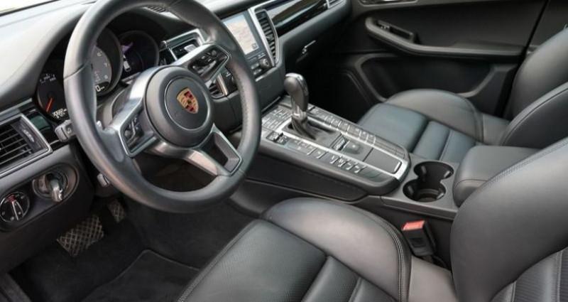 Porsche Macan 3.0 V6 340CH S PDK Noir occasion à Mommenheim - photo n°6