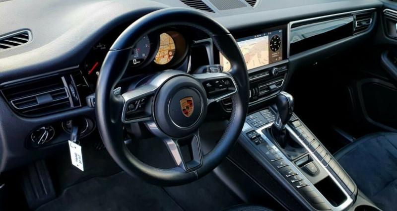 Porsche Macan 3.0 V6 354ch S PDK Noir occasion à Boulogne-Billancourt - photo n°4