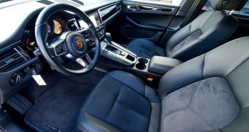 Porsche Macan 3.0 V6 354ch S PDK Noir occasion à Boulogne-Billancourt - photo n°6