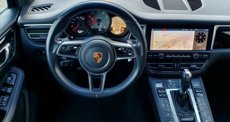 Porsche Macan 3.0 V6 354ch S PDK Noir occasion à Boulogne-Billancourt - photo n°7