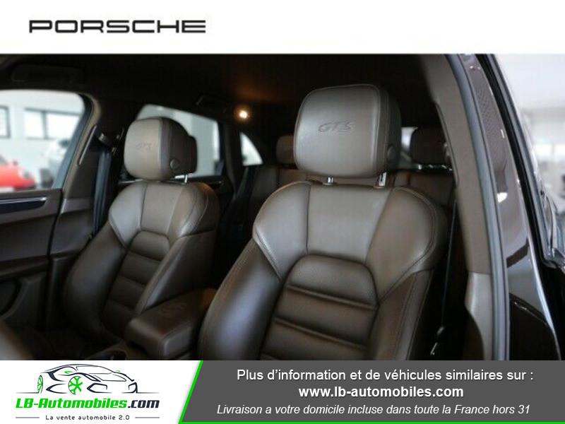 Porsche Macan 3.0 V6 360 ch / GTS PDK Marron occasion à Beaupuy - photo n°6