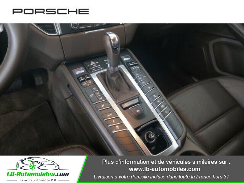 Porsche Macan 3.0 V6 360 ch / GTS PDK Marron occasion à Beaupuy - photo n°8