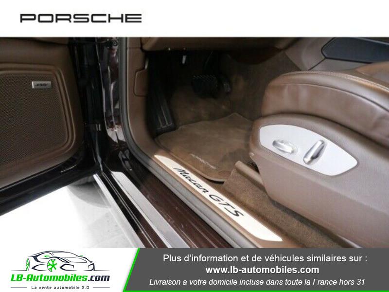 Porsche Macan 3.0 V6 360 ch / GTS PDK Marron occasion à Beaupuy - photo n°9