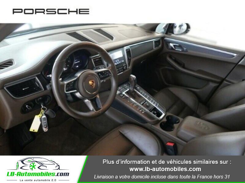 Porsche Macan 3.0 V6 360 ch / GTS PDK Marron occasion à Beaupuy - photo n°4