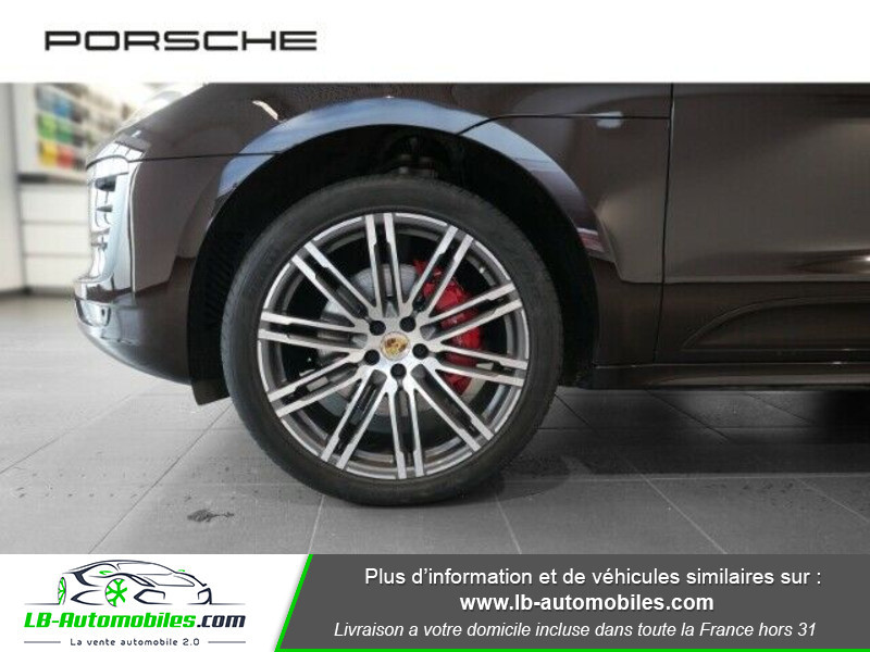 Porsche Macan 3.0 V6 360 ch / GTS PDK Marron occasion à Beaupuy - photo n°10