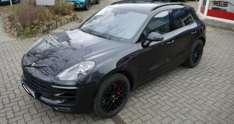 Porsche Macan 3.0 V6 360ch GTS PDK Noir occasion à Boulogne-Billancourt - photo n°3