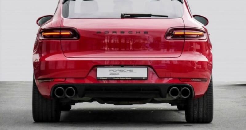 Porsche Macan 3.0 V6 360ch GTS PDK Rouge occasion à Boulogne-Billancourt - photo n°7